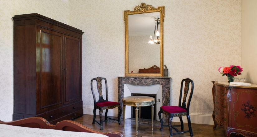Le Castel - Lussac les Châteaux - Suite Arrière Grand Oncle Victor